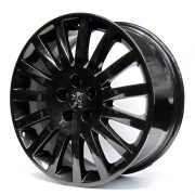 Peugeot Multispoke Anthracite 17'' Lateral