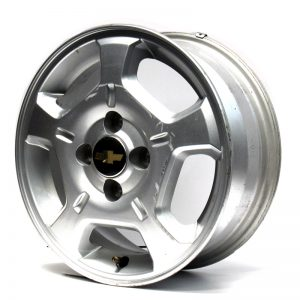 Chevrolet 5 Spokes Grey 14'' Lateral