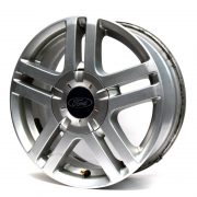 Ford 5 Double Spokes Grey 15'' Lateral