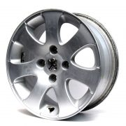 Peugeot 7 Spokes Grey 15'' Lateral